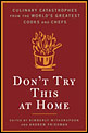 Cover image of Don't Try This at Home